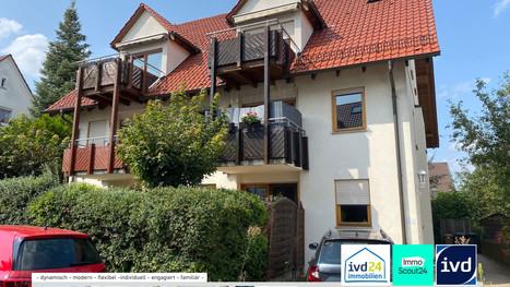 Traumhafte Maisonette-Wohnung mit Garten, 2x Tiefgaragenstellplatz, 1x PKW Stellplatz im freien in toller Wohnlage und mit bester Anbindung