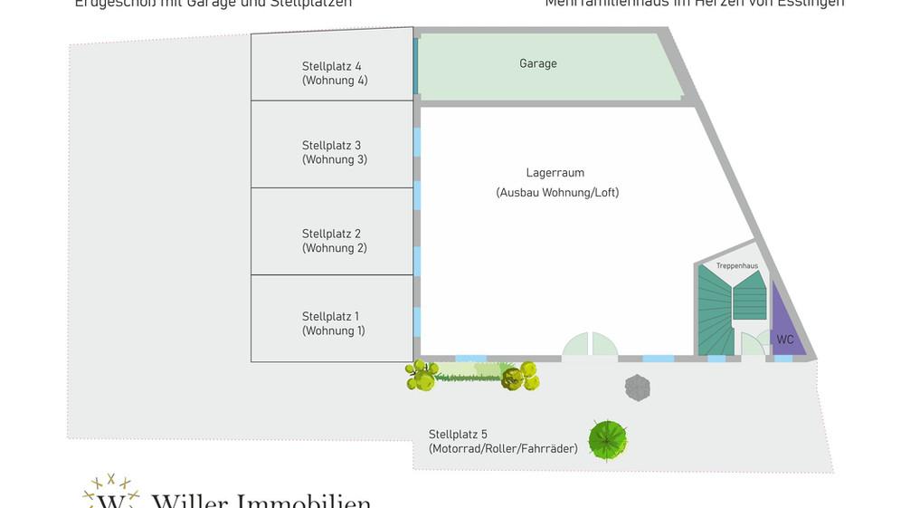 Willer Immobilien Mehrfamilienhaus Essli
