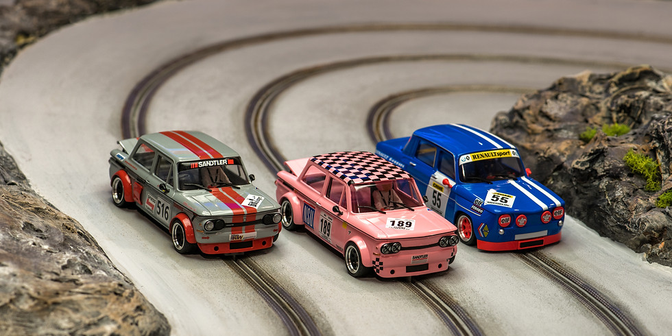 BRM Mini Cars