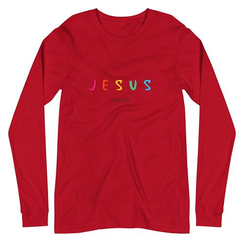 Jesus BBSW Long Sleeve Tee