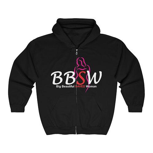 BBSW Woman Heavy Blend™ Full Zip Hooded Sweatshirt