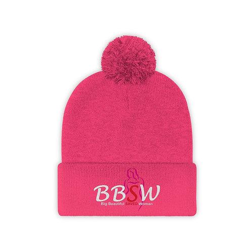 BBSW Woman Pom Pom Beanie