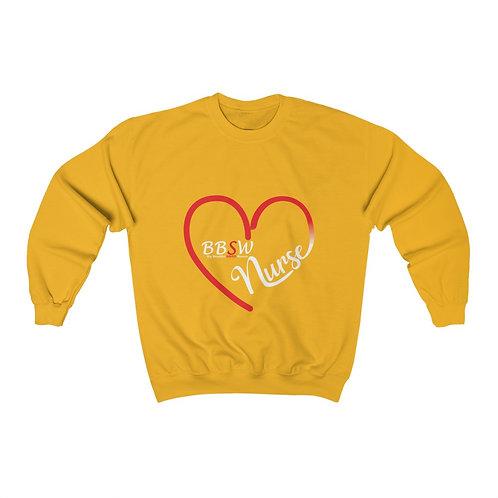 BBSW Nurse - Heavy Blend™ Crewneck Sweatshirt