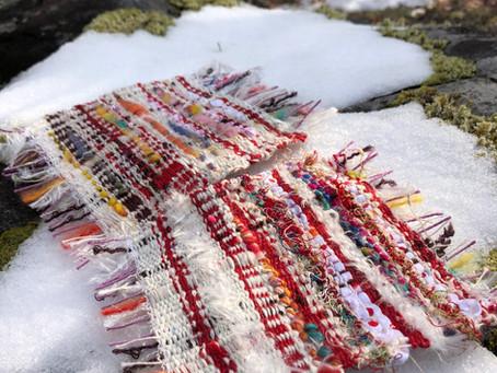 空オリジナル天使手織り