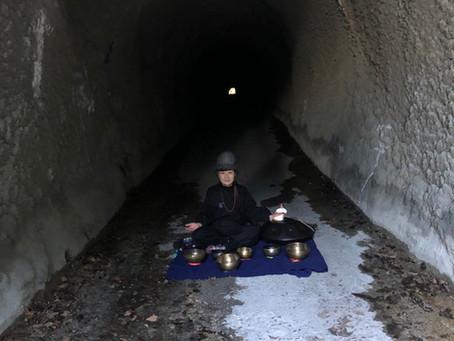 Kominami cave