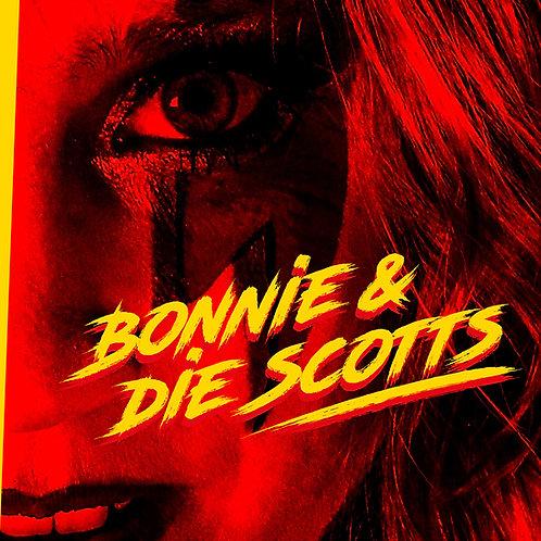 CD Bonnie & die Scotts - DebutAlbum