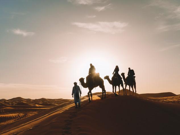 | pôr do sol berber |
