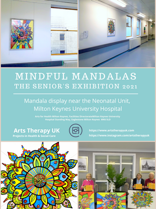 Mindful Mandalas Exhibition