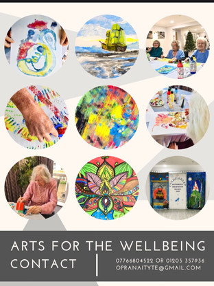 Arts for the Wellbeing