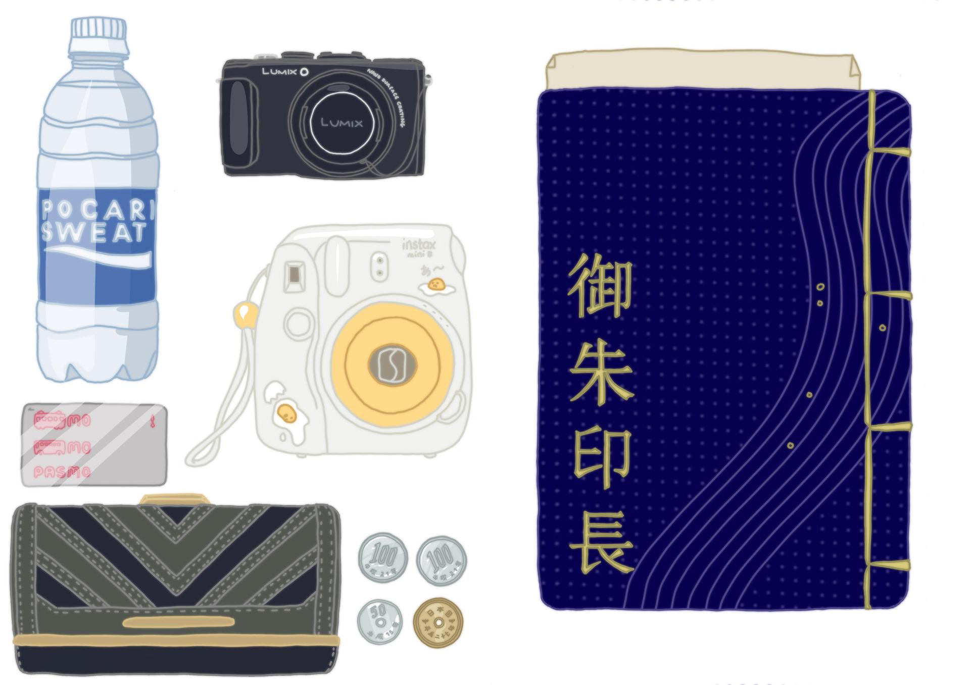 Tokyo essentials