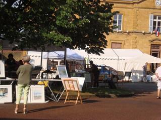 Festival d'aquarelle de Bagnols en Beaujolais