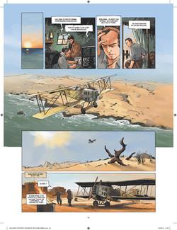 St-Exupéry tome 1 Le seigneur des sables - 6