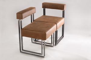 Sitzmöbel_Modular_Stripline_Design_Steel