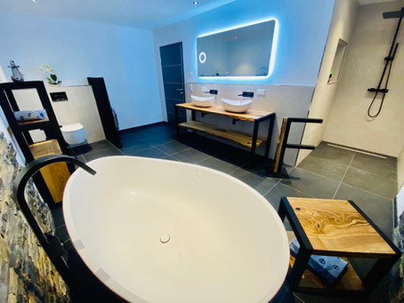 Badezimmer Vollausstattung