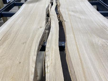 Monster Tischplatten 4m