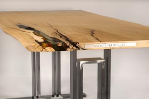 Tischgestell Stripline Design Steelware
