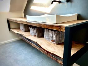 Steelware Design Badezimmer