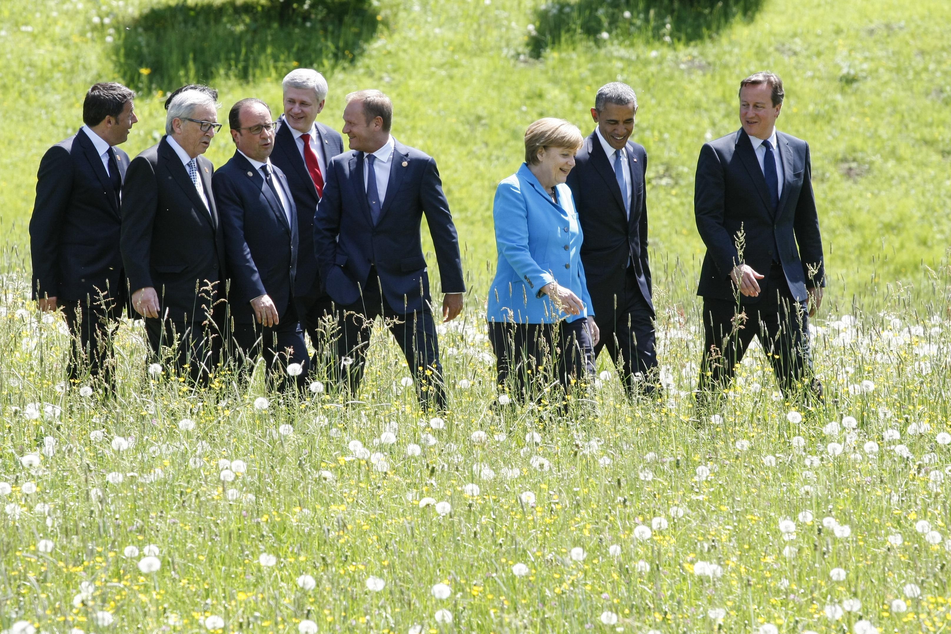 G7 Leader