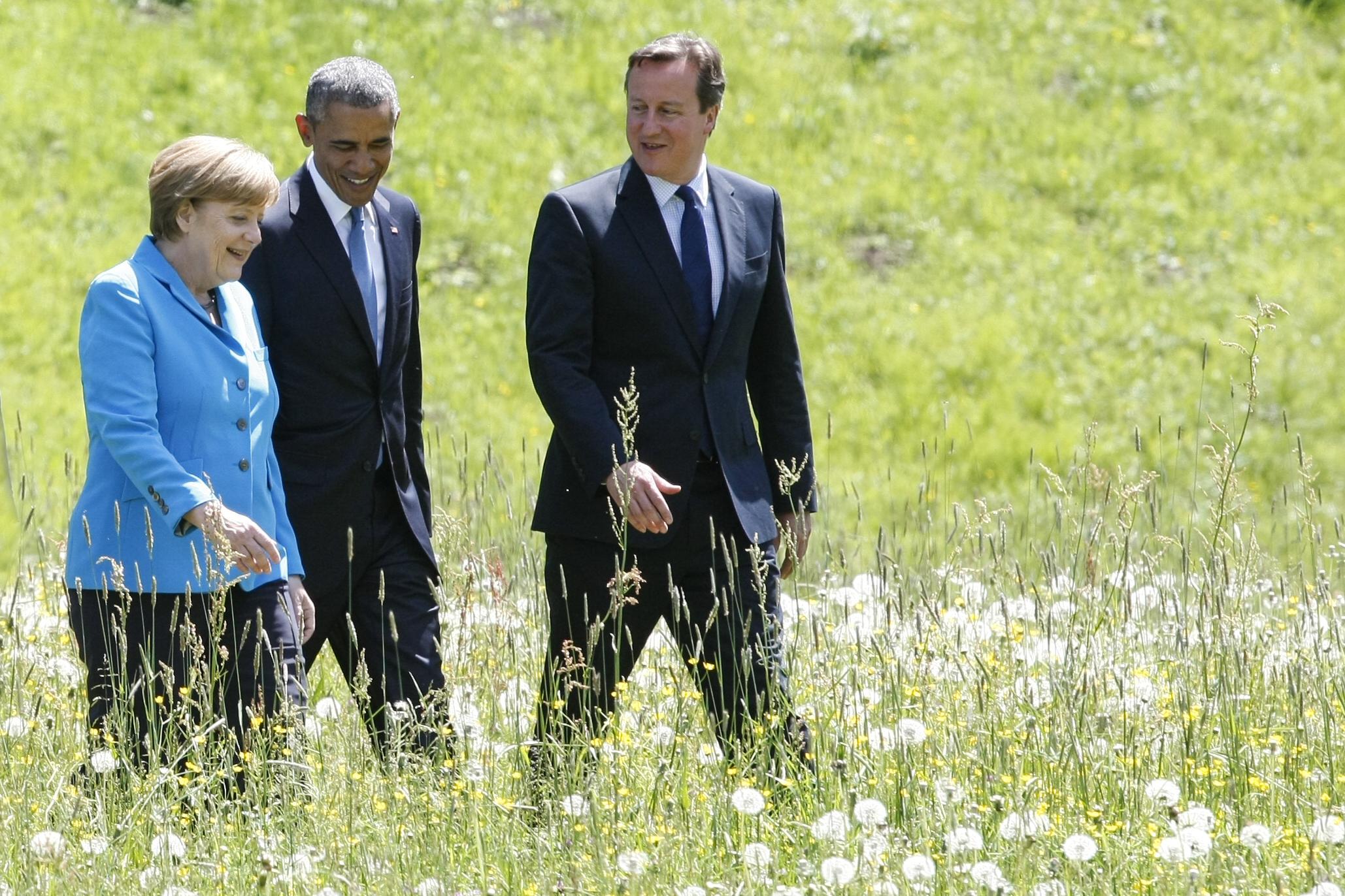 G7 Merkel PK