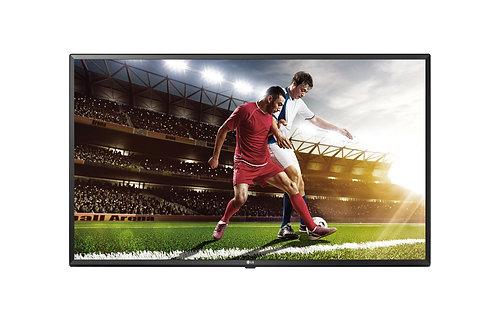 LG 49in Commercial TV 4K UHD BLK