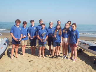 Success for Shanklin at Island Rowing Regattas!