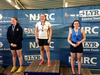 Juniors stamp their authority at NJIRC