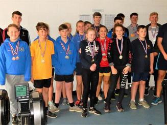 Shanklin host IOW Indoor Rowing Championships.