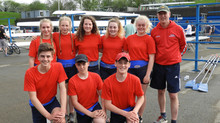 SSRC juniors shine in Nottingham!