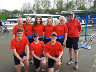 SSRC juniors shine in Nottingham!