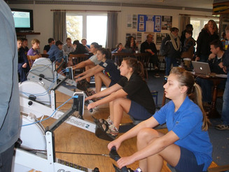 Huge Success at IWRF Junior Indoor Rowing Championships