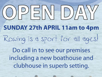 Shanklin Sandown Rowing Club Open Day