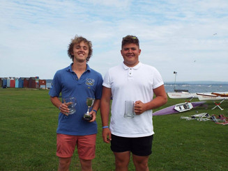 Shanklin enjoy more sculling success at Poole!