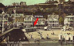 Early 1900s postcard