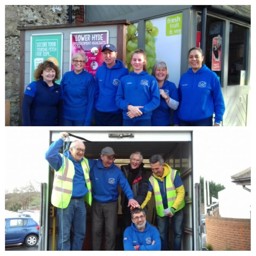 Thanks to everyone who helped at the Rotary Charity Shop over the last three weekends.Great work, much appreciated.