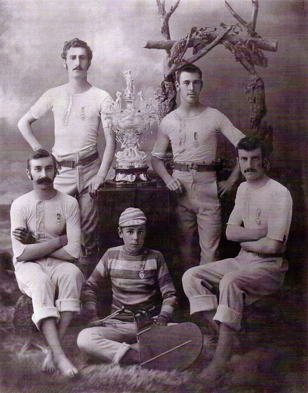 Southern Counties Champions 1888