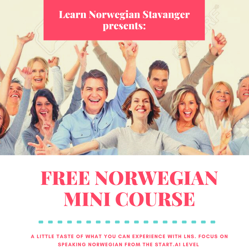 Learn And Speak Norwegian | Free Norwegian Speaking Course