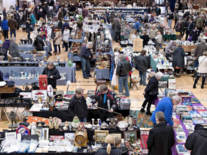ANTIQUES/ COLLECTABLES/ FLEA MARKET FIGGJO  13-15 FEBRUARY