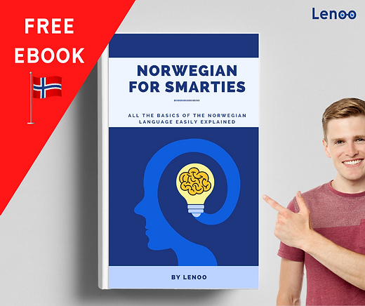 Learn norwegian lenoo