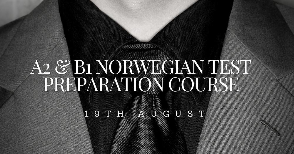 A2 / B1 Norwegian Test Preparation Courses