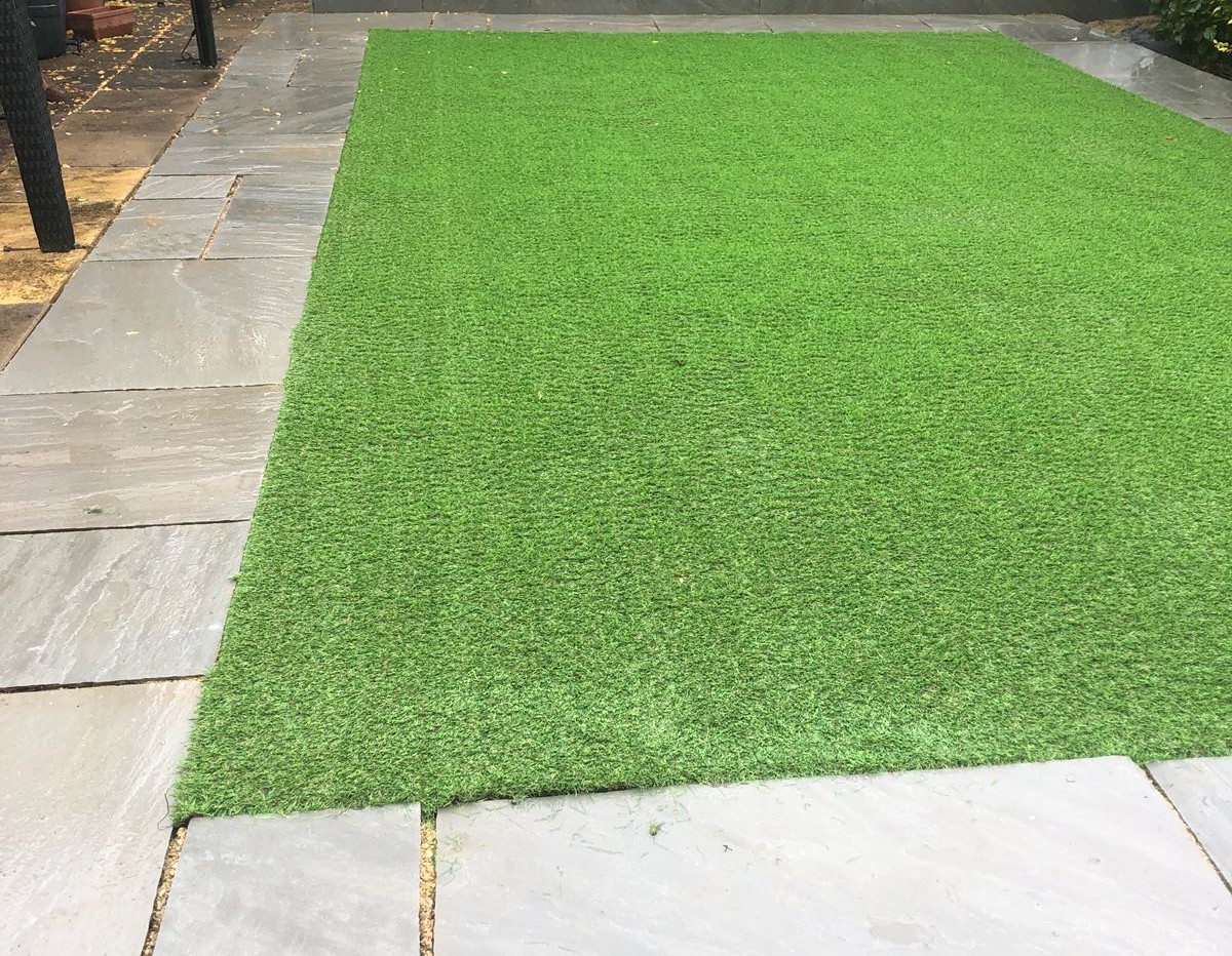 Artificial Grass Work