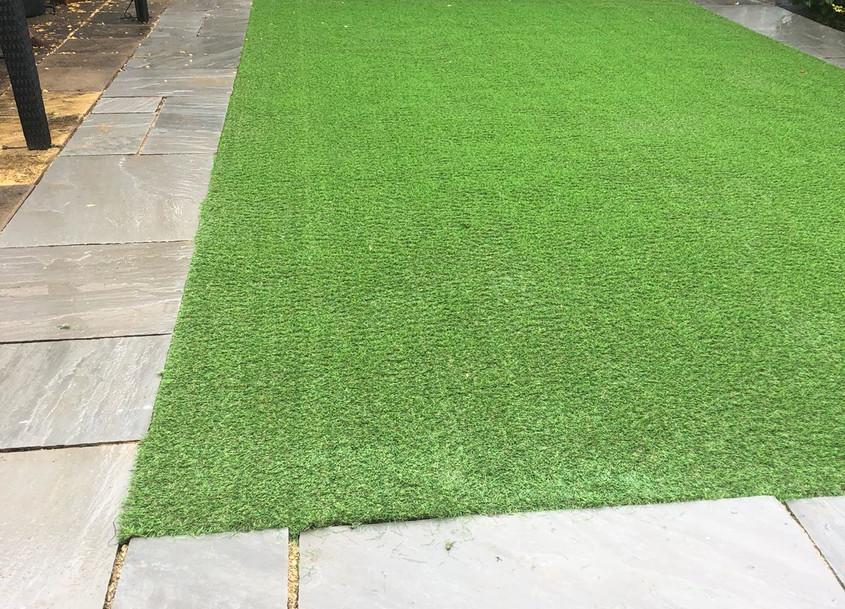 Artificial Grass Work