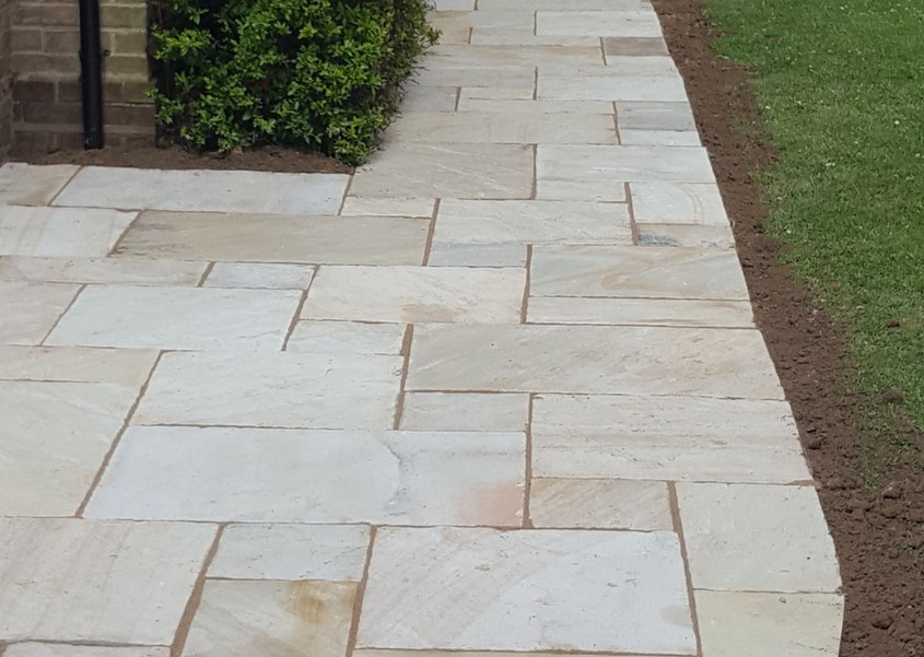 fossil mint patio