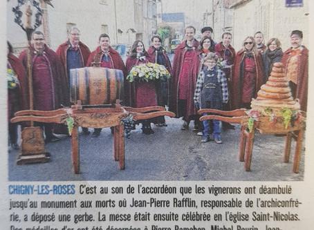 La Saint Vincent, fête des vignerons