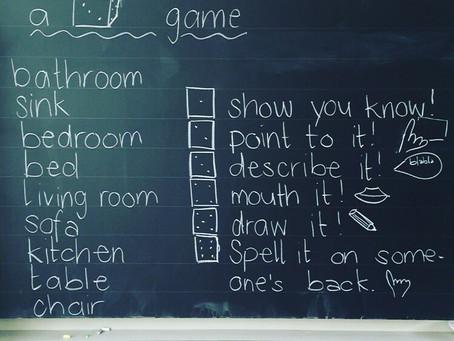 TOP Spiele für den Fremdsprachenunterricht