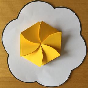 blume falten zum aufklappen origami blume falten 7 ideen mit faltanleitung f r beliebte blumen. Black Bedroom Furniture Sets. Home Design Ideas