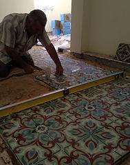 NOGA cement tiles