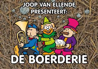 De Boerderie - Carnavalsconcert 2016