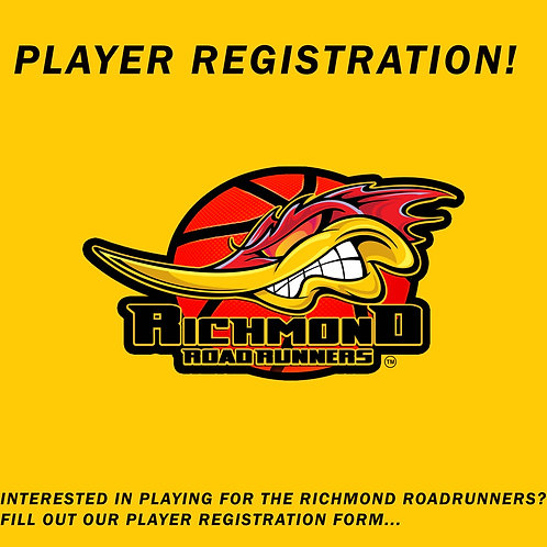 (EARLY) TRYOUT REGISTRATION