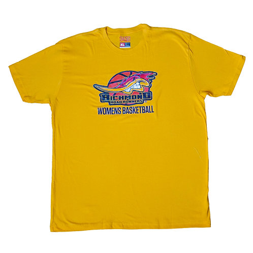 Roadrunners T-Shirt- Yellow