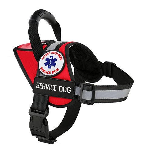 No-Pull Dog Vest (with pocket)